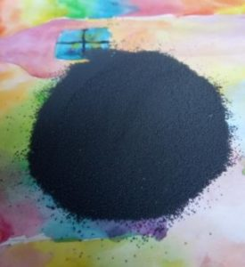 Микрокремнезем уплотненный МКУ 85 (темный). Фото 1.